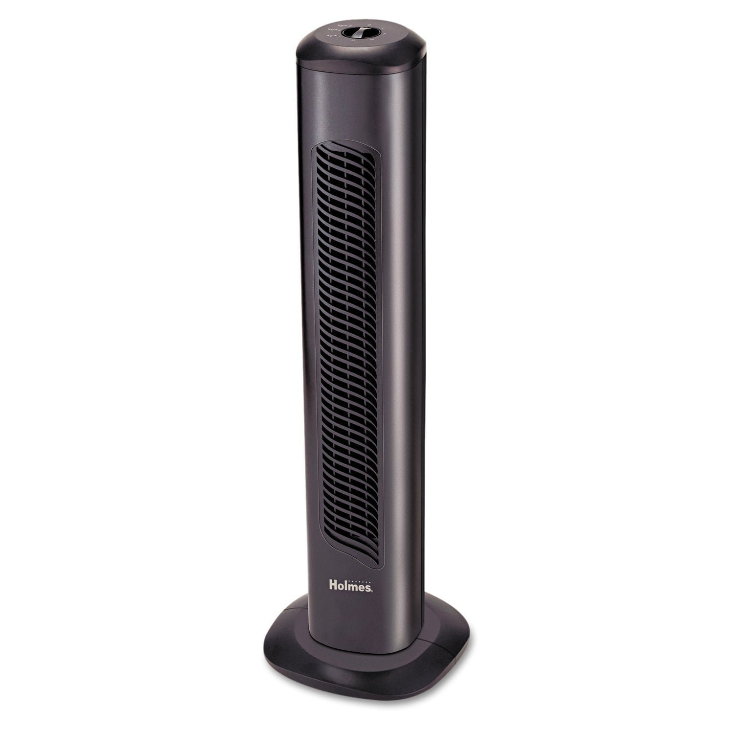 Holmes HT26-U Tower Fan, Black