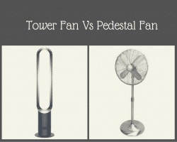 Tower Fan Vs Pedestal Fan: Which One is the Best?