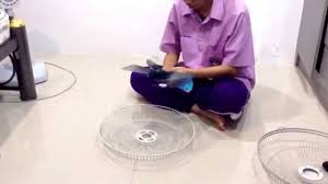 How to Clean A Honeywell Fan in your home?