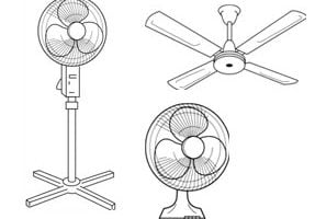 Types of fans