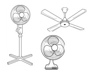 6 Type of Fans for Home Use that Every Homeowner Should Know