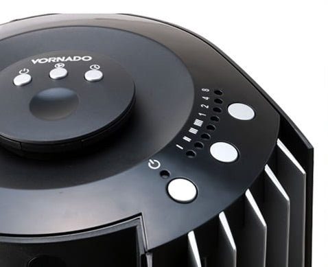 Vornado 184 Air Circulator Control Panel