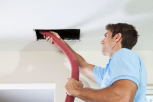 Cleaning Vent Pipe
