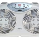Bionaire Twin Window Fan