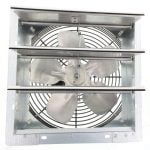 Fantech 2SHE0721 Axial Wall Shutter Fan